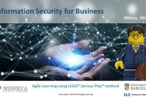0.1 Lego serious play information management
